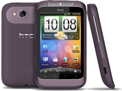 Смартфон HTC Wildfire S Purple A510e
