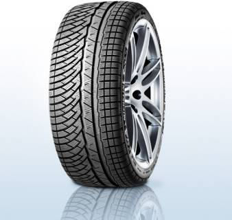 Шина Michelin Pilot Alpin PA4 235/55 R17 103H XL