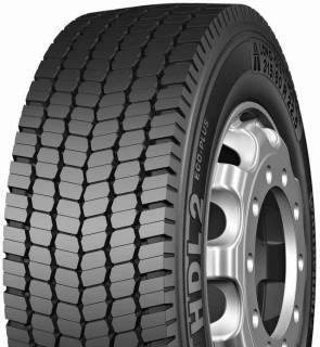 Шина Continental HDL2 Eco-Plus 295/60 R22.5 150/147K