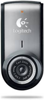 Веб-камера Logitech QuickCam Pro for Notebooks 960-000047