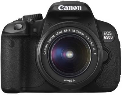 Фотоаппарат Canon EOS 650D 18-135 IS STM KIT 6559B036