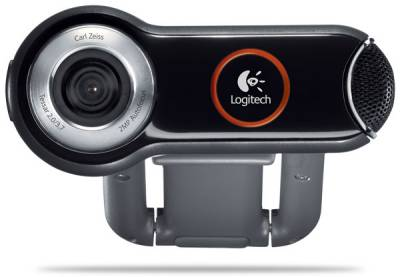Веб-камера Logitech QuickCam Pro 9000 for Business 960-000314 / 960-000562