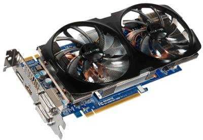 Видеокарта Gigabyte GeForce GTX 660 Ti 2048MB GV-N66TWF2-2GD