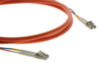 Кабель Kramer 2 LC (M)to 2 LC (M) Fiber Optic Cable 10m C-2LC/2LC-33