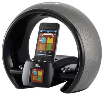 Музыкальный центр JBL On Air Wireless Black JBLONAIRWBLKEU