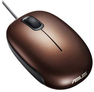 Мышка ASUS SEASHELL KR V2 BROWN 90-XB0800MU000I0