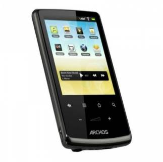 MP3 плеер Archos 28 Vision 4Gb Black