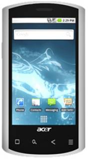 Смартфон Acer Liquid E S100 EU Black XP.H480Q.107