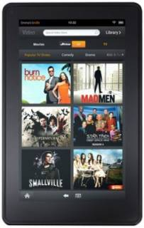 Планшет Amazon Kindle Fire 2 7.0 8GB Black Fire 2 8GB