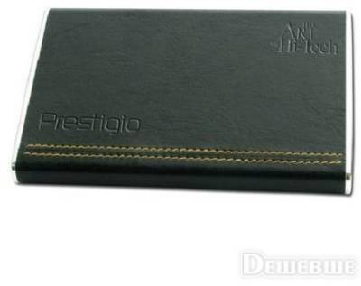 Внешний HDD Prestigio Data Safe I 500GB Black PDS1UBK500