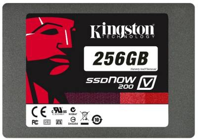 Внутренний HDD/SSD Kingston SV200S3N/256G