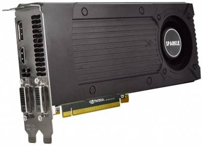 Видеокарта Sparkle GeForce GTX670 2GB SX6702048KH