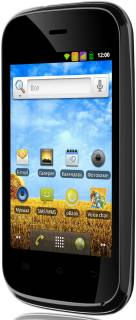 Смартфон Fly IQ256 Vogue Dual Sim Black