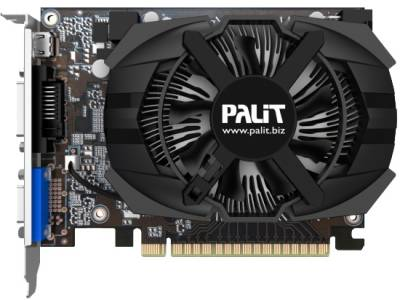 Видеокарта Palit Geforce GTX 650 1Gb NE5X650S1301-1071F