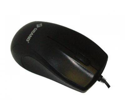 Мышка GRAND i-Mouse 260B opt, USB, black