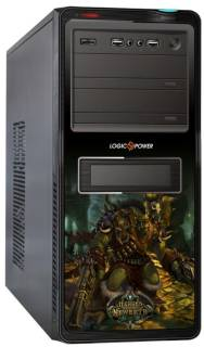 Корпус LogicPower Heroes of Newerth 8817 GE-12-500W