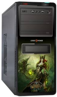 Корпус LogicPower Heroes of Newerth 8817 GE-10-500W