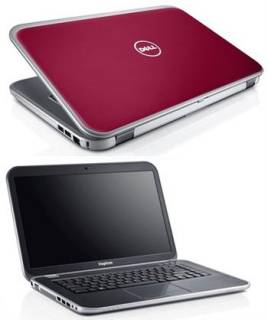 Ноутбук Dell Inspiron N5520 i3-2370M 15.6 LED HD 210-38111red
