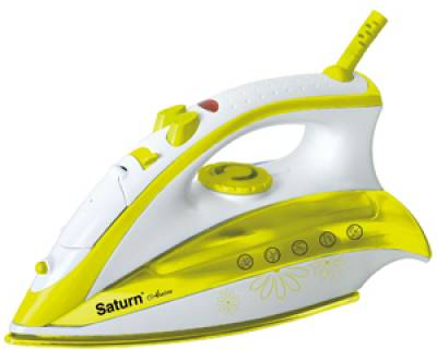 Утюг Saturn ST-CC7122 yellow