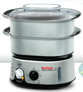 Пароварка Tefal Simply Invents VC1017