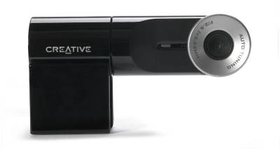 Веб-камера Creative Live Cam Notebook PRO VF0400