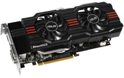 Видеокарта ASUS GeForce GTX 660 Ti 2048MB GTX660 TI-DC2O-2GD5