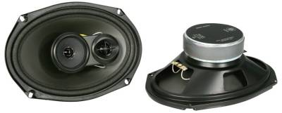 Автоакустика DLS Performance 269 (coaxial 3-way 6x9)