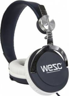 Наушники WESC Bass Jazz Blue DJ