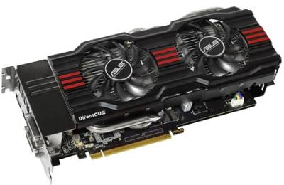 Видеокарта ASUS GeForce GTX 670 4096Mb GTX670-DC2-4GD5