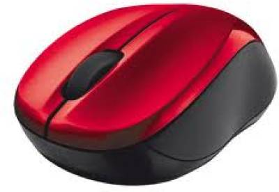Мышка Trust Vivy Wireless Mini Mouse Red 18477