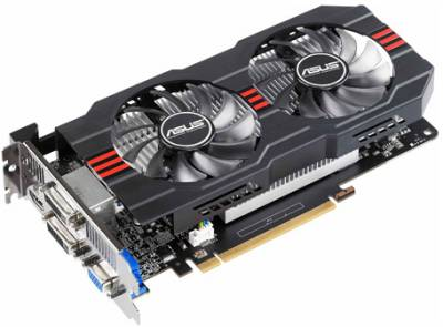 Видеокарта ASUS GeForce GTX 650Ti 1Gb GTX650TI-1GD5