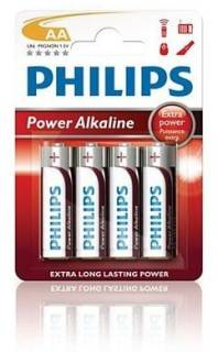 Батарейка Philips PowerLife LR6-P4B (4bl), 4/48/864 LR6P4B/97