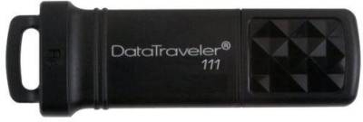 Флеш-память USB Kingston DataTraveler DT111 16Gb  Black DT111/16GB
