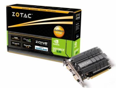 Видеокарта ZOTAC GeForce GT630 1024Mb ZT-60406-20L