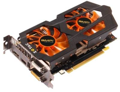 Видеокарта ZOTAC GeForce GTX660 Ti 2048Mb ZT-60803-10P