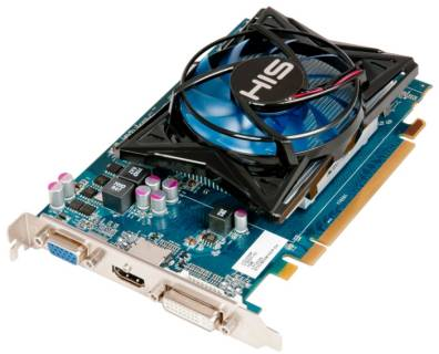 Видеокарта HIS Radeon HD 7750 1024Mb H775FS1G