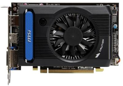 Видеокарта MSI Radeon HD 7750 2048Mb R7750-2GD3