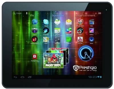 Планшет Prestigio MultiPad 5197D 16GB Black-Grey 5197DBF