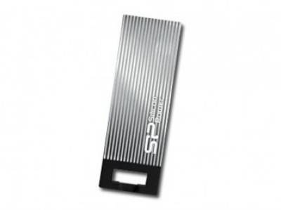Флеш-память USB Silicon Power Touch 835 8GB Iron Gray USB 2.0 SP008GBUF2835V1T