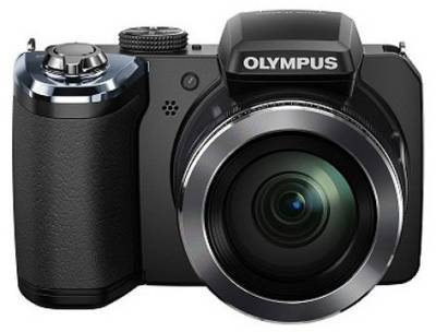 Фотоаппарат Olympus SP-820UZ Black V103050BE000