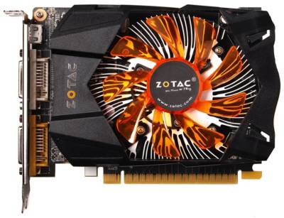 Видеокарта ZOTAC GeForce GTX650 Ti 1024Mb ZT-61101-10M