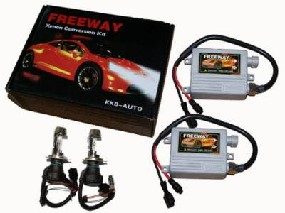 Freeway H3 6000K Slim