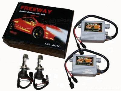 Freeway H4Bi 6000K Slim