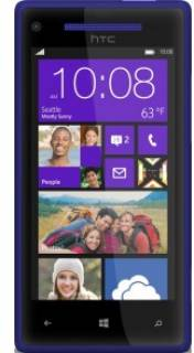 Смартфон HTC C620e Windows Phonе by HTC 8Х (blue)