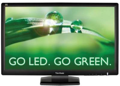 Монитор Viewsonic VX2703MH-LED Black/Silver