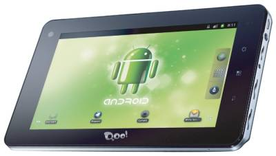 Планшет 3Q Q-pad QS0708B 1GB 3G Black