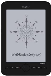 Электронная книга Airbook Black Pearl