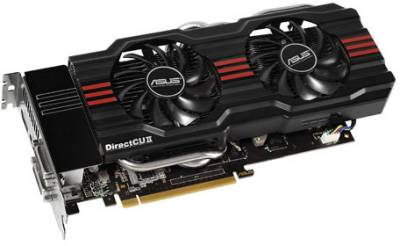 Видеокарта ASUS GeForce GTX 660 2GB GTX660-DC2TG-2GD5