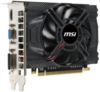 Видеокарта MSI GeForce GTX650 1024Mb N650-1GD5/OCV1