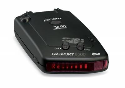 Антирадар Escort Passport 8500 X50 Red INTL